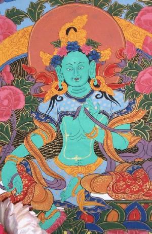 The Blessed Arya Tara
